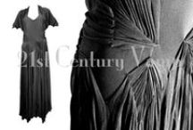 Marcelle Alix Gown : 21st Century Vamp / Reference photos, Marcelle Alix gown.  https://www.etsy.com/uk/listing/253917553