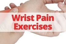 Wrist Pain Exercises / Wrist exercises good for achieving wrist pain relief. So, if you are suffering from wrist pain and are looking for Wrist Pain Relief Videos and Wrist Pain Relief Articles to treat your wrist pain, this board is for you!