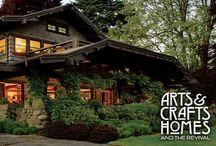 Craftsman Exteriors / by Gail Silveira
