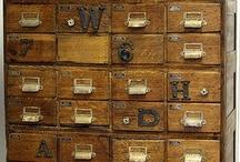 BOXES, CUBBIES, HIDIES,CONTAINERS