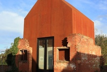 Modern Ruins  / Intrigued by Ruins and addicted to Modern Architecture