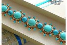 Beads - bracelets/necklaces  / by Mirra Zulkifli