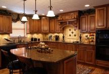 Kitchen / bathroom remodeling ideas / by Diane Anna