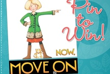 Move On with Mary Engelbreit! / by Kim Reid