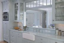 Kitchens & Dining Rms / by Gail Silveira