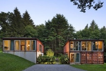 Container homes / by Nanci Moes