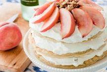 Delicious Desserts / by Ashley Kiser
