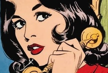 Inspirational Vintage comics