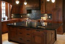 Craftsman Kitchens / by Gail Silveira