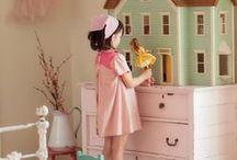 Dollhouses / Un sogno di  quando ero bimba... che continua ad essere un sogno :-)