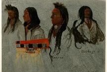 Native Americans in Art and History.