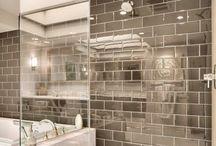 Bath/Powder Rooms / by Gail Silveira