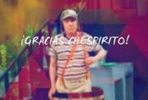 #GraciasChespirito
