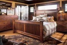 Craftsman Bedrooms / by Gail Silveira