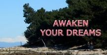 """sw 50: Awaken Your Dreams / """"Bring your dreams to life; rejoice in your own creations."""" (Inspirational quote for Soulful Week 50 by Soulful Wizardess Marta Stemberger, http://soulfulsparks.hamoves.net/awaken-your-dreams-3/)"""