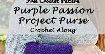 Crochet Alongs Forever / Here you will find a collection of Crochet Alongs! All of them are either current or from the past! They will feature free and paid crochet patterns!