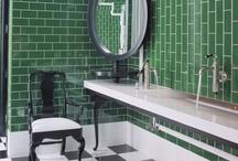 Splash  / Bathroom inspiration