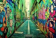 street art / by Séverine Seintourens