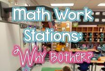 Math Ideas / Learn best practices for teaching math in the classroom.