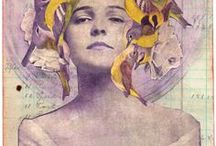 Collage Inspiration! / photocollage, digital collage, photomontage, surrealism, cut & paste