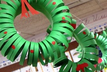 Wreath Crafts / Some of the most popular projects this Christmas are wreaths. No matter what type of Christmas craft technique you like, you'll find a wreath craft that will teach you how to make a wreath to make your Christmas decorations really pop. / by AllFreeChristmasCrafts