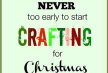 Craft & Christmas Quotes / Take a break from your Christmas crafts and enjoy some fun and inspiration quotes about the holiday season.  / by AllFreeChristmasCrafts