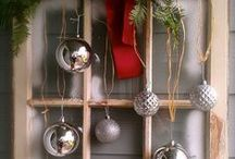 Christmas Home Decor / Make your Christmas home decor the talk of the season with these Christmas decoration crafts. These DIY Christmas decorations and Christmas tree decorations ideas will make sure every room in your house will shine. / by AllFreeChristmasCrafts