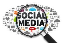 Social Media Marketing Tips / Everything from Facebook to Twitter and beyond. Infographics are hot so, you find the most interesting social media infographics here. / by Talent Evolution