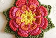 Crochet Projects / I love to crochet and these are all beautiful projects to make. / by Annette Kolnitys