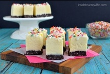 For the Sometimes Sweet Tooth / Sometimes your sweet tooth takes over. Check out these bite size sweets ideas.