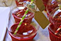 Christmas Party Ideas / christmas party ideas, how to throw a christmas party, christmas party cocktails, christmas eve party ideas, fun christmas ideas, christmas cocktail party, fun christmas party ideas, christmas party theme / by AllFreeChristmasCrafts