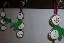 Recycled & Repurposed Christmas Crafts / Recycled crafts are perfect for showing your ability to make handmade Christmas crafts with what you aleady own. You can find handmade Christmas ornaments, Christmas crafts for kids, and even Christmas decorations that don't require you to spend your money.  / by AllFreeChristmasCrafts