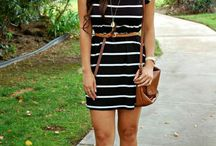 Casual/Simple Dresses / by Cassidy Wisnom