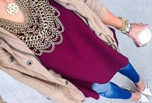 Outfits / by Cassidy Wisnom