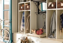 mud room / by christin
