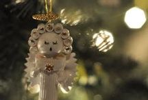 Angel Crafts / Angel crafts are beautiful and meaningful parts of Christmas, and these tutorials will show you the many ways you can make an angel using your favorite crafting technique. There are so many different angels to make that your whole house might be full of craft angels when you're done.