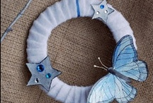 Holiday Crafts for All Season / Christmas tutorials, winter crafts, holiday ideas and more. / by AllFreeChristmasCrafts