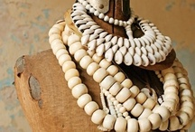 """Necklaces / BOLD ....Cutting Edge; Statement Pieces - They are Wearable ART...that say.... you are UNIQUE! / by Akua """"The African Touch"""""""