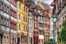 Germany / My mothers homeland...I want to experience it....want to visit and feel her if I can.....she passed away when I was just 8 yrs. old and I never knew enough about it.  But I AM GERMAN!