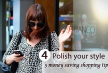 Polish Your Style / How to style great outfits, styling tips, tricks and ideas / by Crashing Red