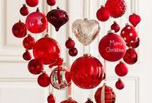 Christmas / All things Christmas - decor, food and presents ideas! / by Crashing Red
