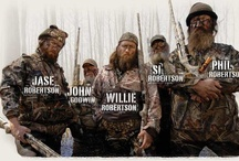 Duck Dynasty / by Cassidy Wisnom