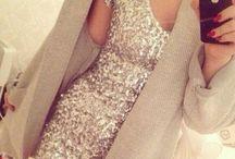 Sparkly Dresses / by Cassidy Wisnom