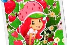 Celebrations - Strawberry Shortcake Party Ideas