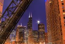 Chicago, Illinois favorites / Great pictures from the Chicago River boat cruise and more...