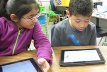 1:1 Technology / What if you had the opportunity to be a 1:1 classroom? Find great ideas to help you on this journey.