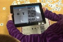 AR and QR Codes / This board is dedicated to providing more information about augmented reality in education and augmented reality apps. There is also information about using QR codes in the classroom and links to lesson ideas and activities.