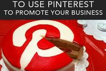 Pinterest Marketing / We'll share ideas on how to use Pinterest as a marketing tool to promote your business. / by Talent Evolution