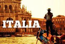 Italia / Cu arii montane ameţitoare, cu zone de coastă de basm şi cu oraşe încărcate de istorie şi de cultură, Italia te aşteaptă în orice perioadă a anului pentru o mică sau mare vacanţă!