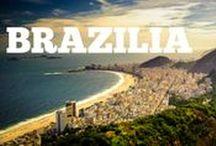 Brazilia / Trei cuvinte care descriu Brazilia: fotbal, samba şi Carnavalul de la Rio. La o scurtă trecere în revistă şi documentare despre Brazilia am rămas impresionat de câte alte frumuseţi se cuibăresc în acest loc.